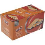 ویفر کوپا سلکت با کرم پرتقال مقدار 45 گرم بسته 24 عددی thumb