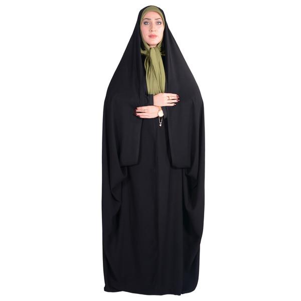 چادر کمری حسنا شهر حجاب مدل 8045