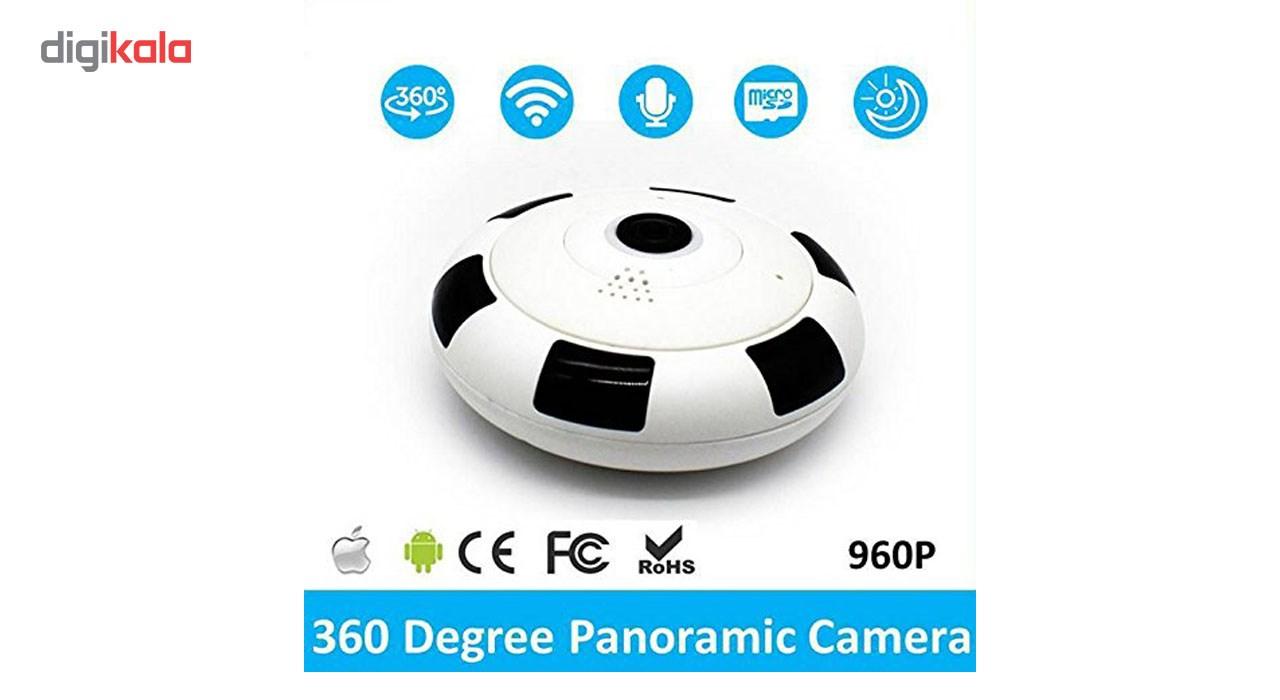 دوربین تحت شبکه بی سیم مدل FV-R3602B