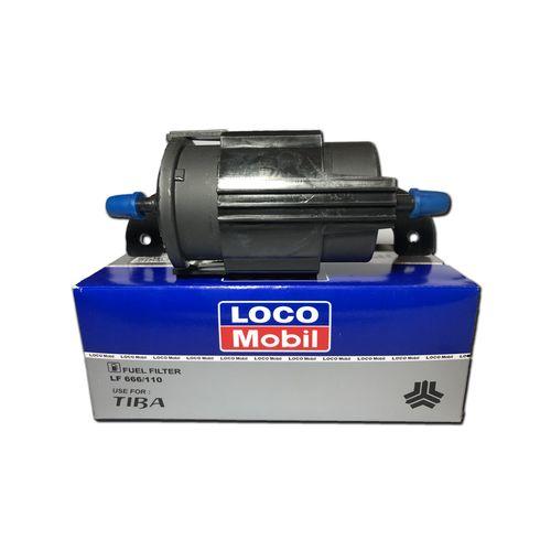 فیلتر بنزین تیبا لوکومبیل مدل LF666-110