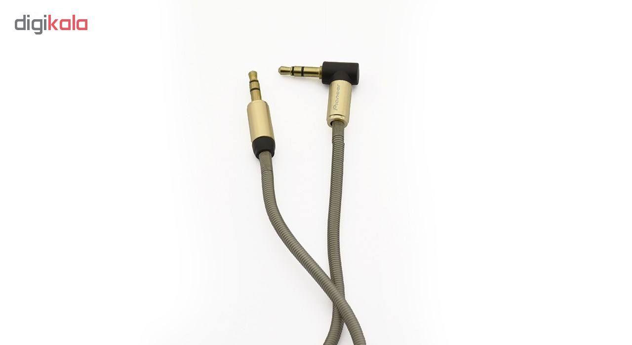 کابل انتقال صدا 3.5 میلی متری پایونیر مدل Pi-l18 به طول 1 متر main 1 2
