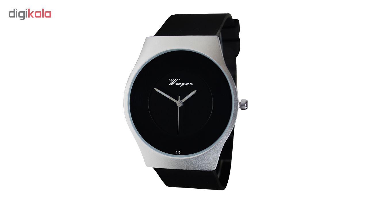خرید ساعت مچی عقربه ای مردانه و زنانه وانکوان مدل P5-10 | ساعت مچی
