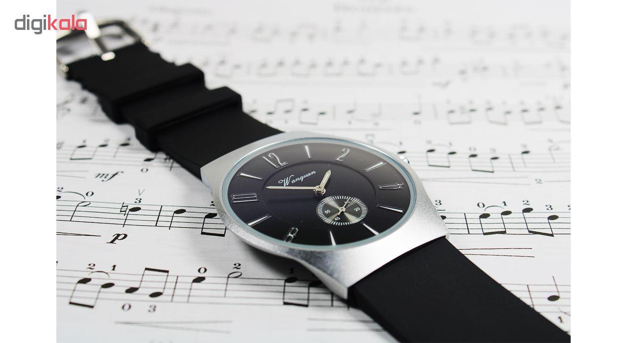 ساعت مچی عقربه ای مردانه و زنانه وانکوان مدل P5-11