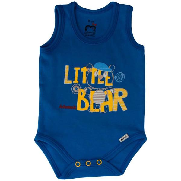 زیر دکمه دار رکابی آدمک مدل Little Bear