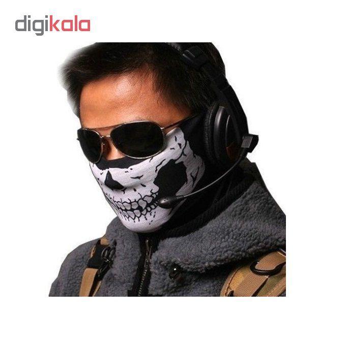 ماسک صورت طرح گوست 01 main 1 2