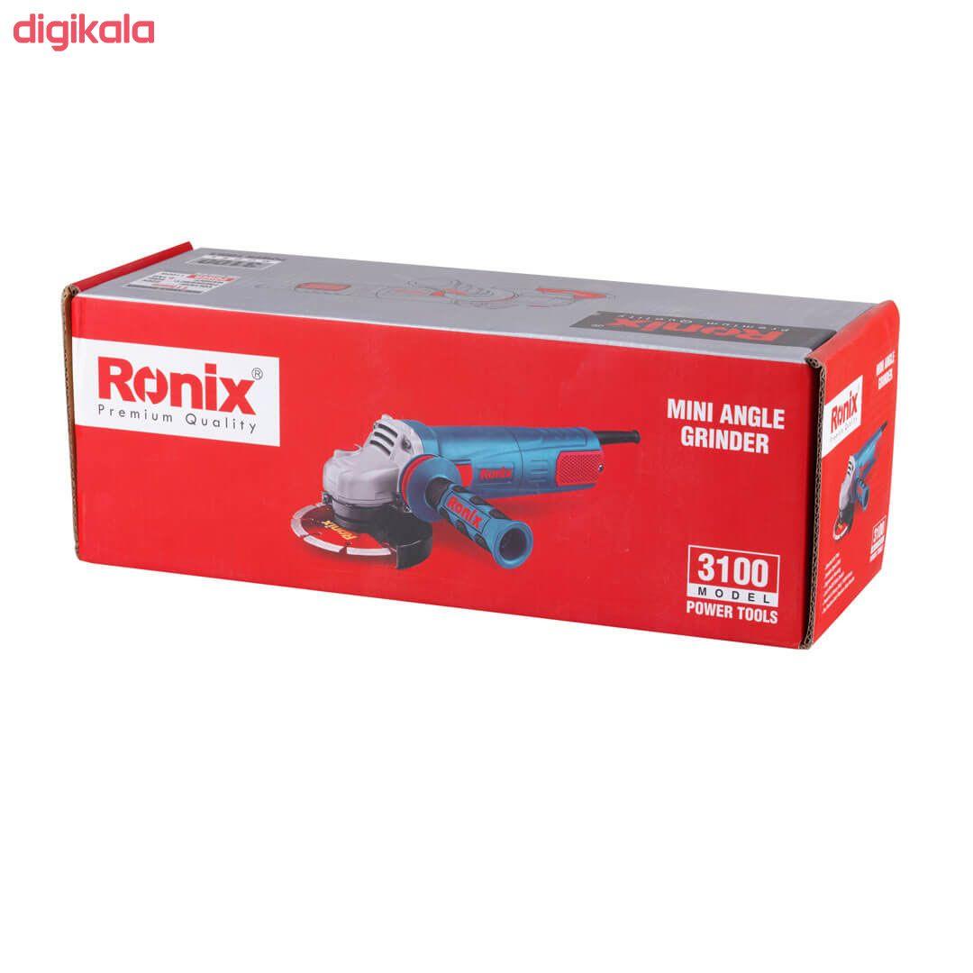 مینی فرز دیمردار رونیکس مدل 3100 main 1 5