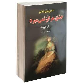 کتاب بلندی های بادگیر اثر امیلی برونته نشر داریوش