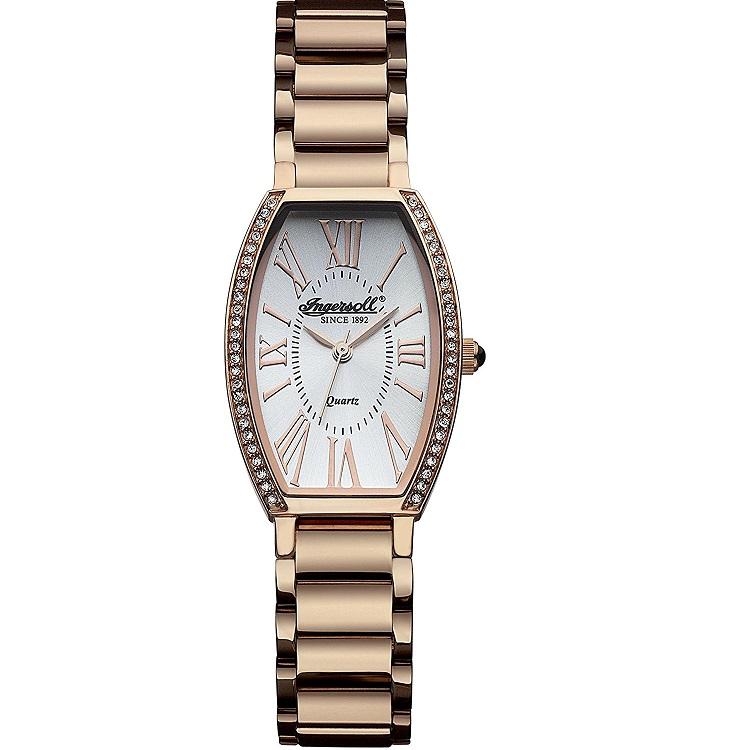 ساعت مچی عقربه ای زنانه اینگرسل مدل INQ021SLRS