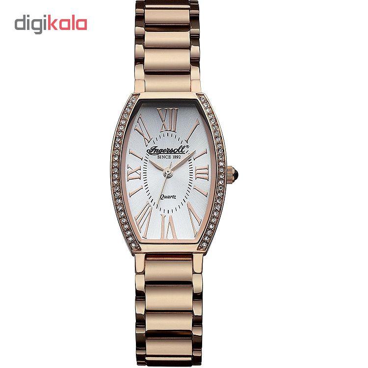 ساعت مچی عقربه ای زنانه اینگرسل مدل INQ021SLRS              ارزان