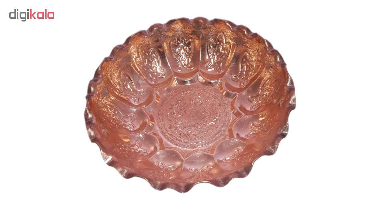 میوه خوری مسی مدل جام اصفهان