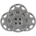 قالپاق چرخ استیلا مدل Alaska سایز 14 اینچ مناسب برای پژو 206