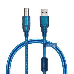 کابل پرینتر USB 2.0 مکا مدل MPC7 طول 3 متر