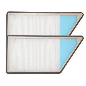 فیلتر کابین خودرو مدل LF206 Plus مناسب برای پژو 206 بسته 2 عددی