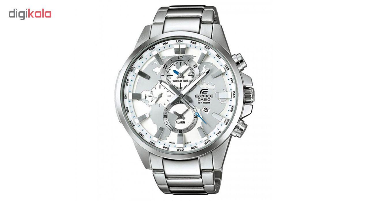 ساعت مچی عقربه ای مردانه کاسیو ادیفایس مدل EFR-303D-7AVUDF              خرید (⭐️⭐️⭐️)
