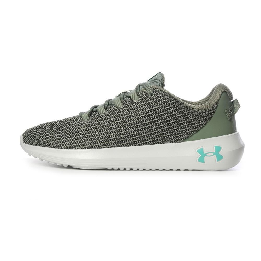 قیمت کفش مخصوص دویدن مردانه آندر آرمور مدل Ripple Shoes رنگ سبز