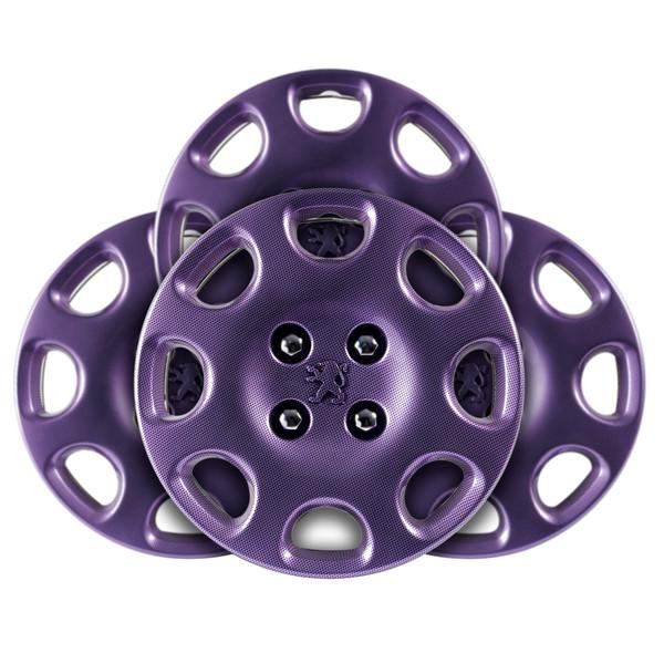 قالپاق چرخ استیلا مدل Cobalt سایز 14 اینچ مناسب برای پژو 206