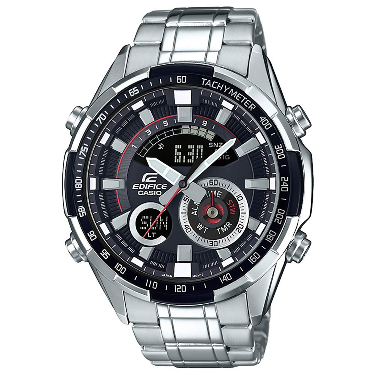 ساعت مچی عقربه ای مردانه کاسیو ادیفایس مدلERA-600D-1AVUDF 53