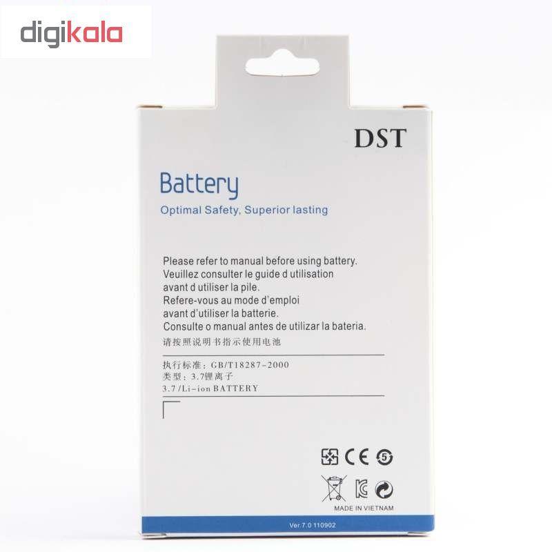 باتری موبایل مدل HB505076RBC مناسب برای گوشی موبایل هوآوی G700 main 1 3
