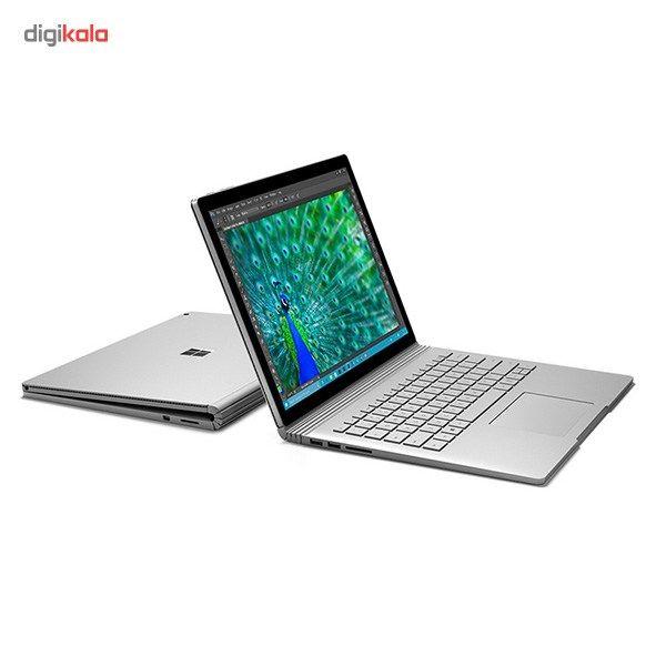 لپ تاپ 13 اینچی مایکروسافت مدل Surface Book