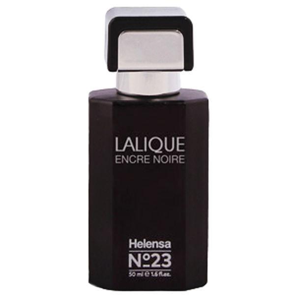 ادو پرفیوم مردانه هلنسا مدل lalique encre noire حجم 50 میلی لیتر