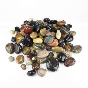 سنگ رنگی مدل natural shining وزن ۵۰۰ گرم