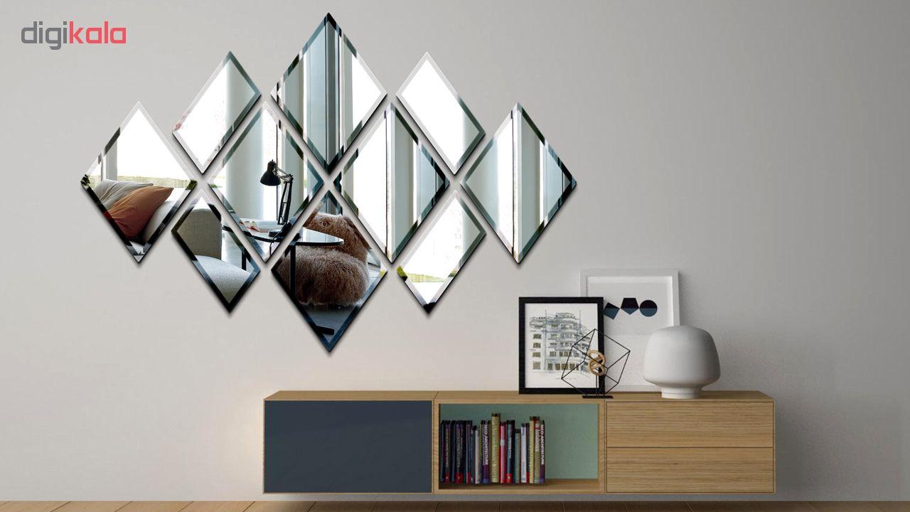 آینه کارا دیزاین مدل B21