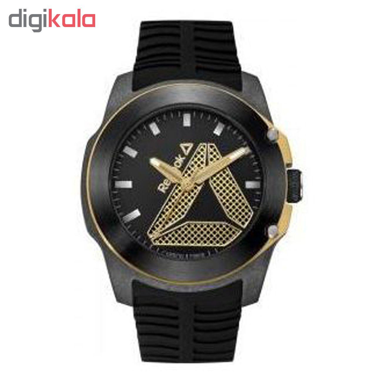 خرید ساعت مچی عقربه ای مردانه ریباک مدل RD-TFL-G2-CBIB-B2