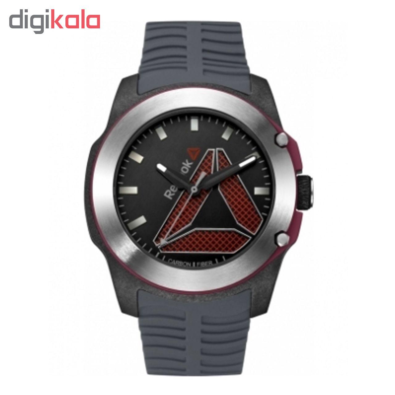 خرید ساعت مچی عقربه ای مردانه ریباک مدل RD-TFL-G2-CBIA-BR