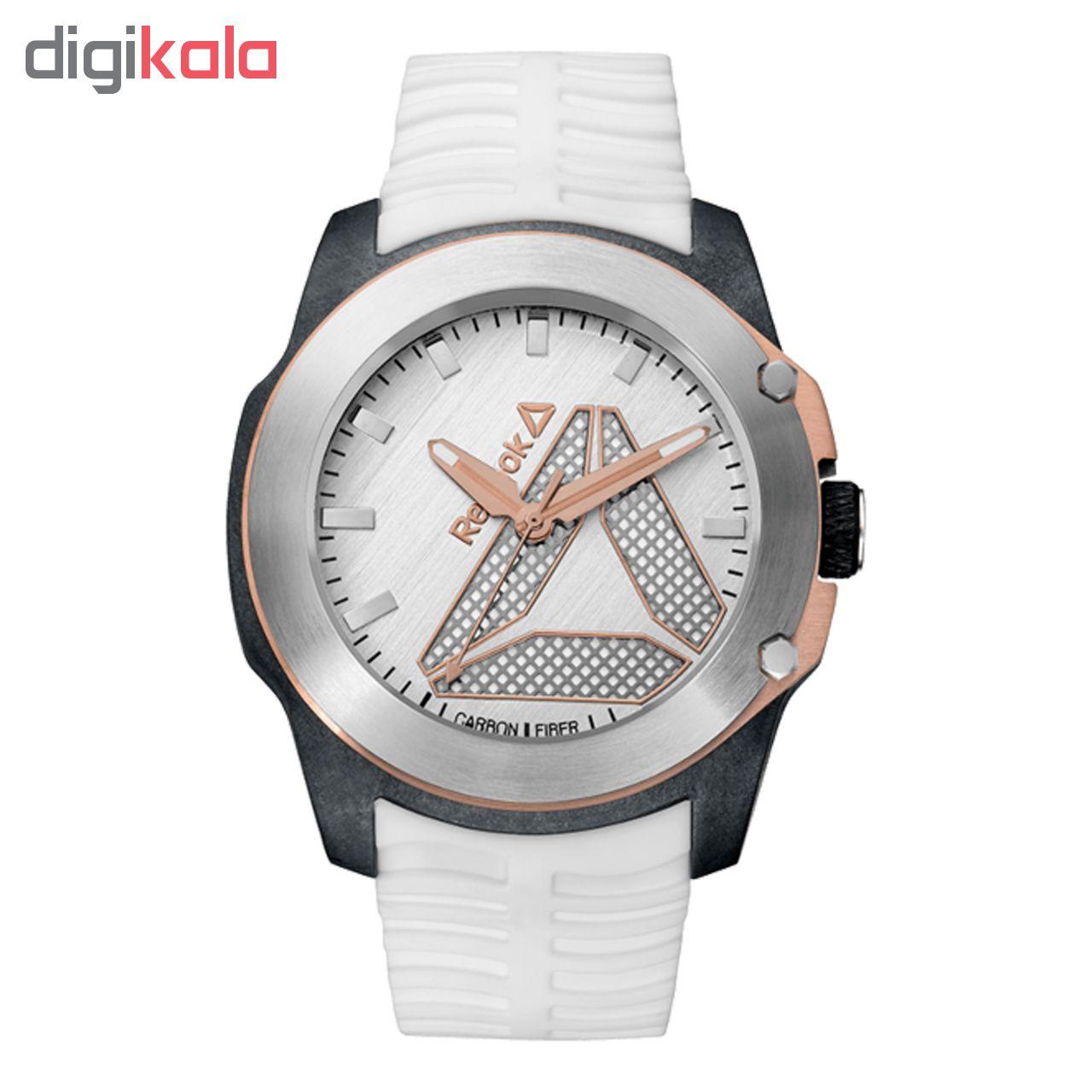 خرید ساعت مچی عقربه ای مردانه ریباک مدل RD-TFL-G2-CSIW-W3