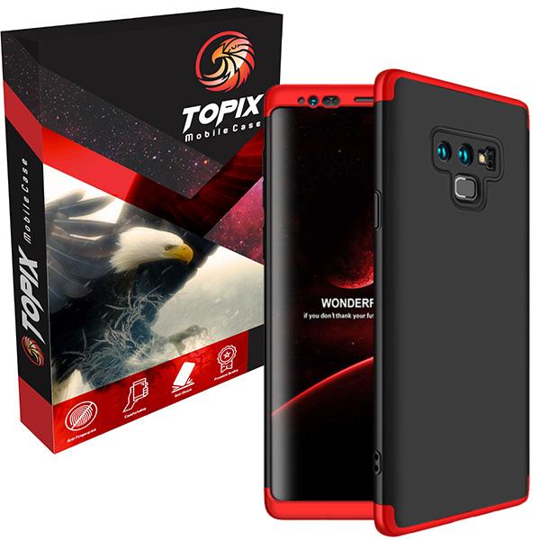 کاور 360 درجه تاپیکس مدل HD مناسب برای گوشی موبایل سامسونگ Galaxy Note 8