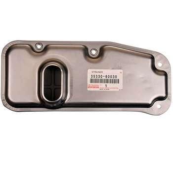 فیلتر روغن گیربکس تویوتا جنیوس پارتس مدل 60030-35330 مناسب برای پرادو | Toyota Geniune Parts 35330-60030 AT Filter