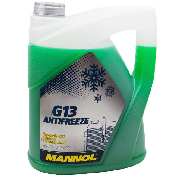 ضدیخ خودرو مانل مدل G13 حجم ۵ لیتر