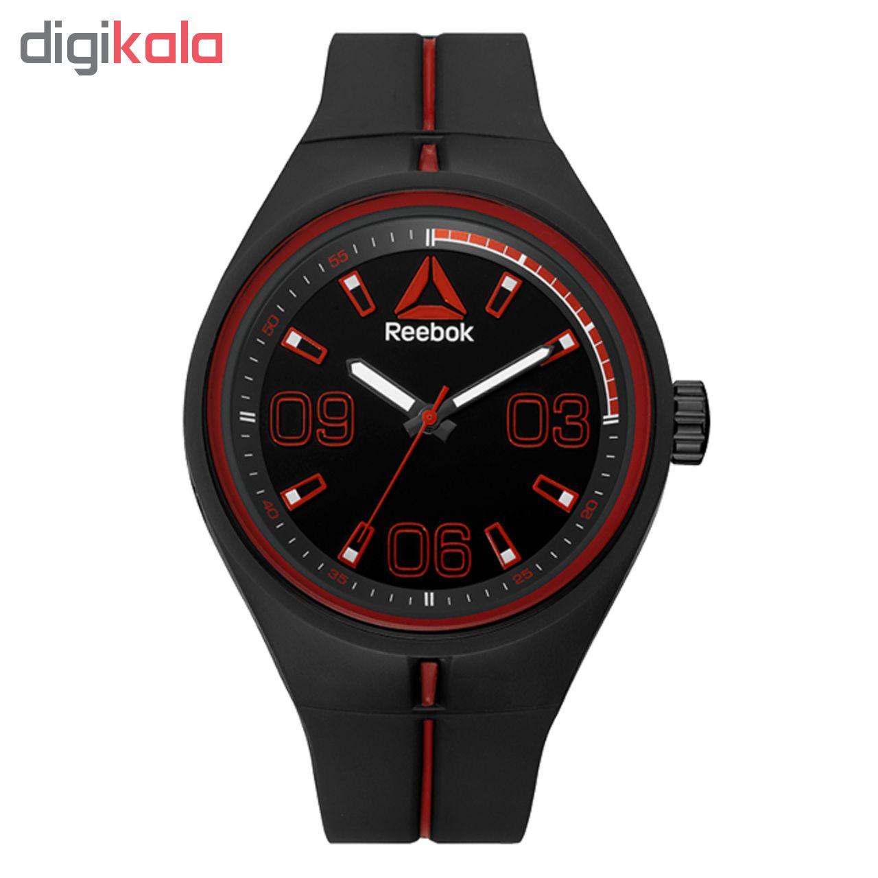 خرید ساعت مچی عقربه ای مردانه ریباک مدل RD-TRA-G2-PBIB-BR