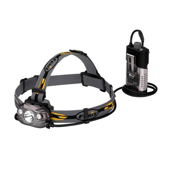 چراغ پیشانی فنیکس مدل HP30R  با قدرت 1750 لومن