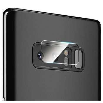 محافظ لنز شیشه ای دوربین مدل Camera Screen Protector مناسب برای گوشی موبایل سامسونگ Galaxy Note 8