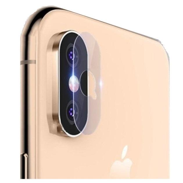 محافظ لنز شیشه ای دوربین مدل Camera Screen Protector مناسب برای گوشی موبایل آیفون XS MAX