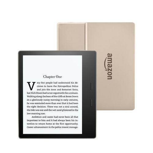 کتاب خوان آمازون مدل Kindle Oasis 2017 WiFi ظرفیت 32 گیگابایت