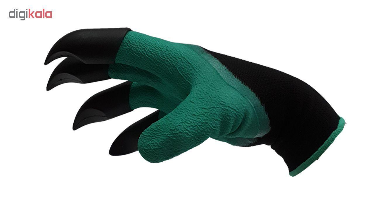 دستکش کار باغبانی گاردن جنی گلووس مدل 001 main 1 3