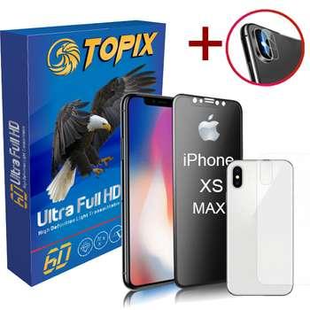 پکیج محافظتی تاپیکس مدل Privacy مناسب برای گوشی iphone XS Max