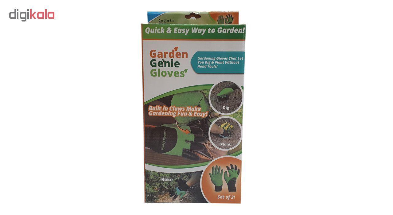 دستکش کار باغبانی گاردن جنی گلووس مدل 001 main 1 5