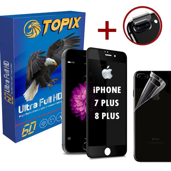 پکیج محافظتی تاپیکس مدل Privacy مناسب برای گوشی iphone 7 Plus / 8 PLUS