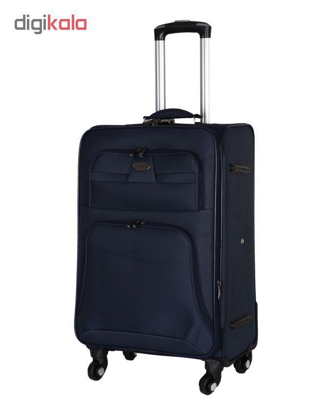 مجموعه سه عددی چمدان تاپ استار مدل TP1 main 1 1