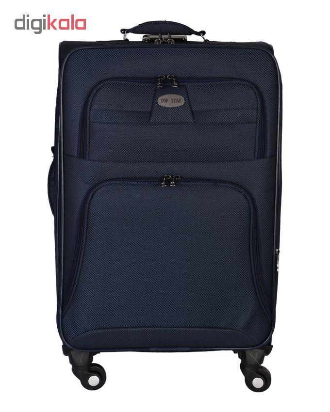 مجموعه سه عددی چمدان تاپ استار مدل TP1 main 1 2