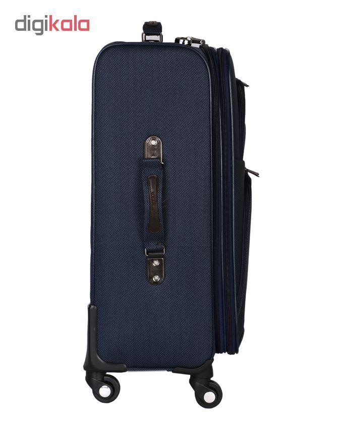 مجموعه سه عددی چمدان تاپ استار مدل TP1 main 1 3