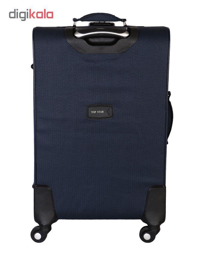 مجموعه سه عددی چمدان تاپ استار مدل TP1 main 1 4