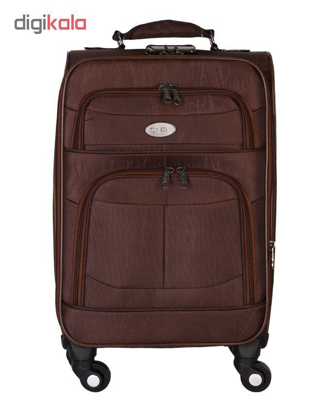 مجموعه سه عددی چمدان تاپ استار مدل TP2 main 1 1