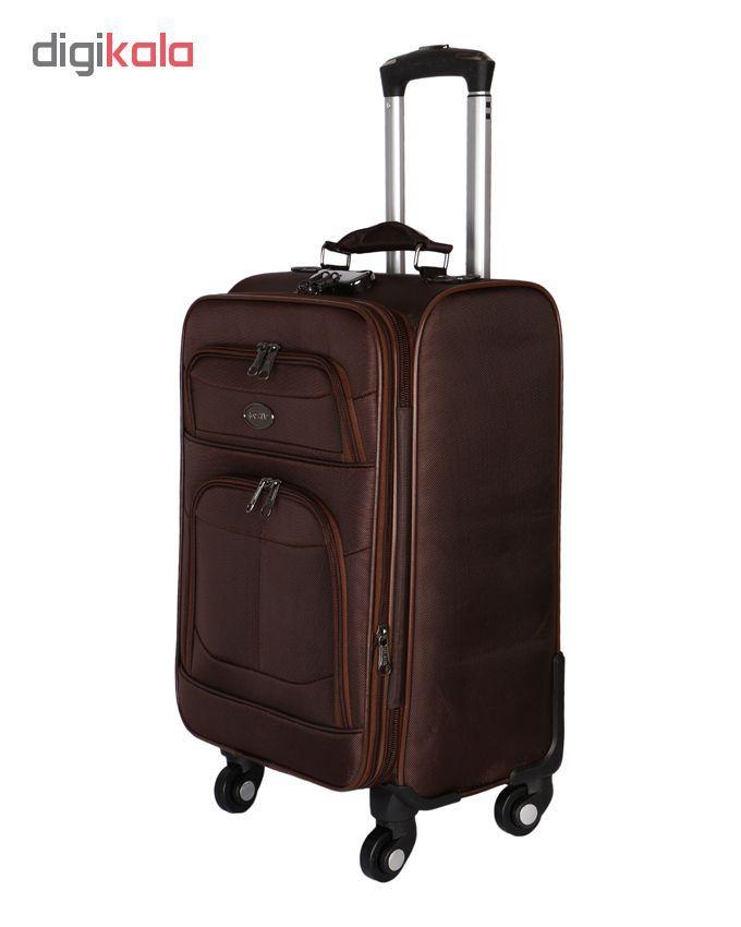 مجموعه سه عددی چمدان تاپ استار مدل TP2 main 1 2