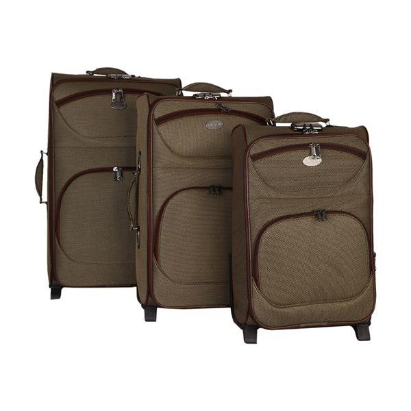 مجموعه سه عددی چمدان تاپ استار مدل TP3