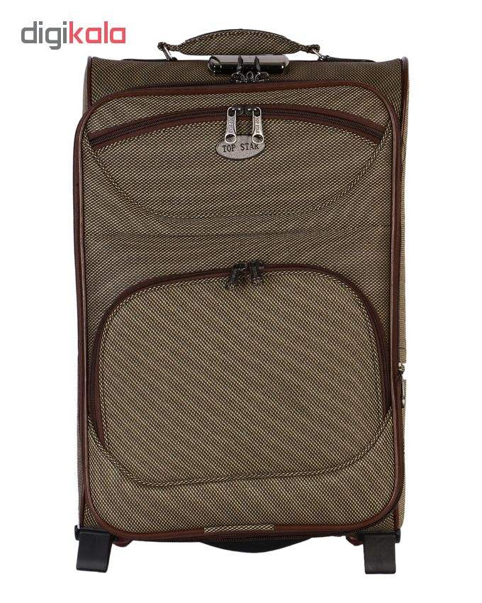 مجموعه سه عددی چمدان تاپ استار مدل TP3 main 1 1