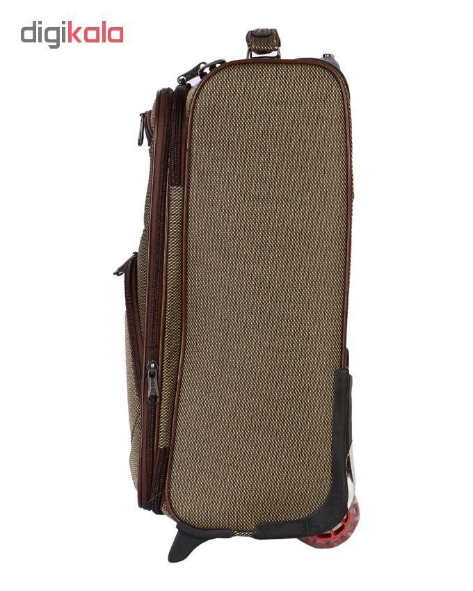 مجموعه سه عددی چمدان تاپ استار مدل TP3 main 1 2